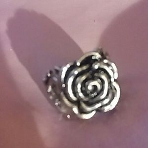 Jewelry - Stainless steel Rose Ring